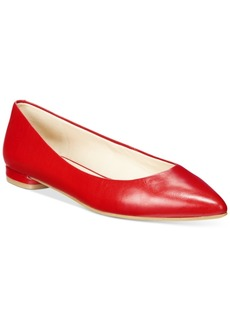 Nine West Onlee Pointed-Toe Flats Women's Shoes