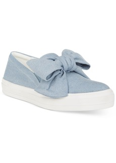 Nine West Onosha Bow Flatform Sneakers Women's Shoes