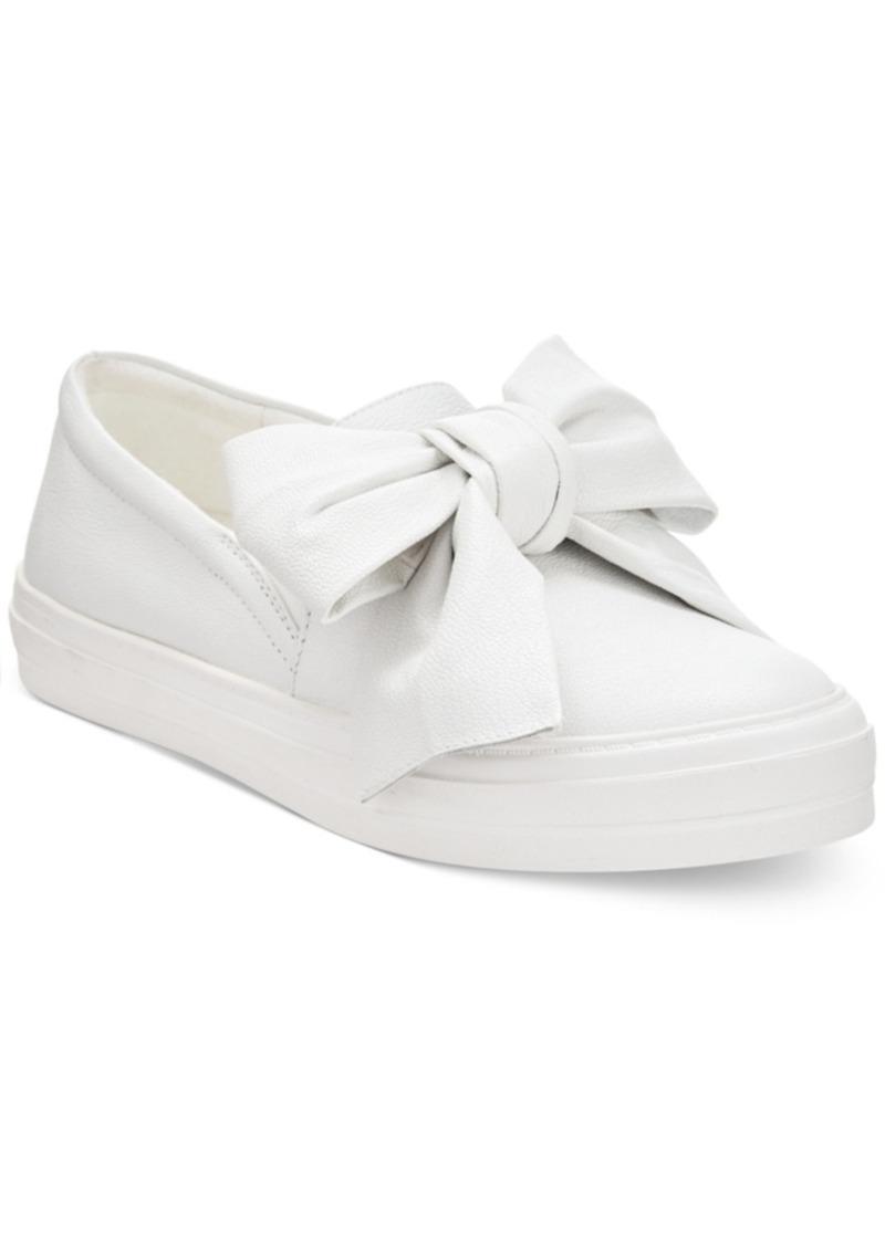 ab56489ef39 On Sale today! Nine West Nine West Onosha Bow Flatform Sneakers ...