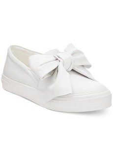 Nine West Onosha Bow Flatform Sneakers Women's Shoes