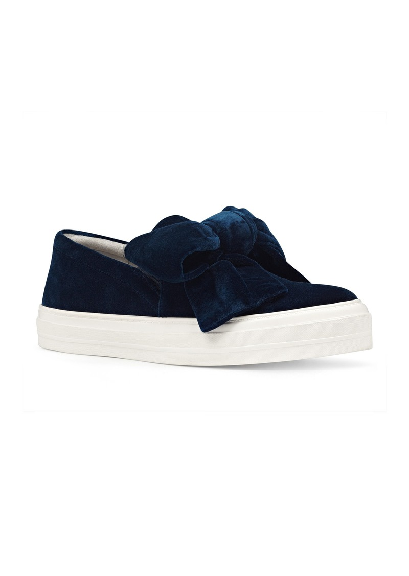 Nine West Onosha Bow Slip-On Sneaker (Women)