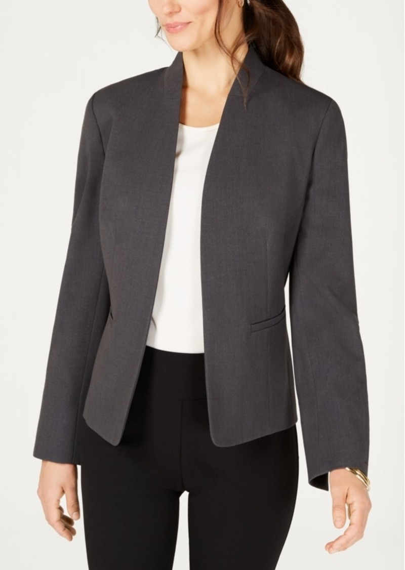 Nine West Open-Front Blazer