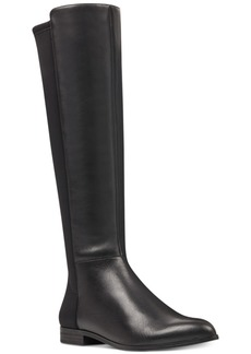 Nine West Owenford Wide Calf Boots Women's Shoes