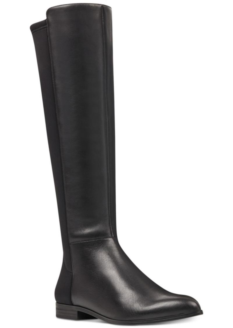 Nine West Owenford Wide Calf Boots Women's Shoes