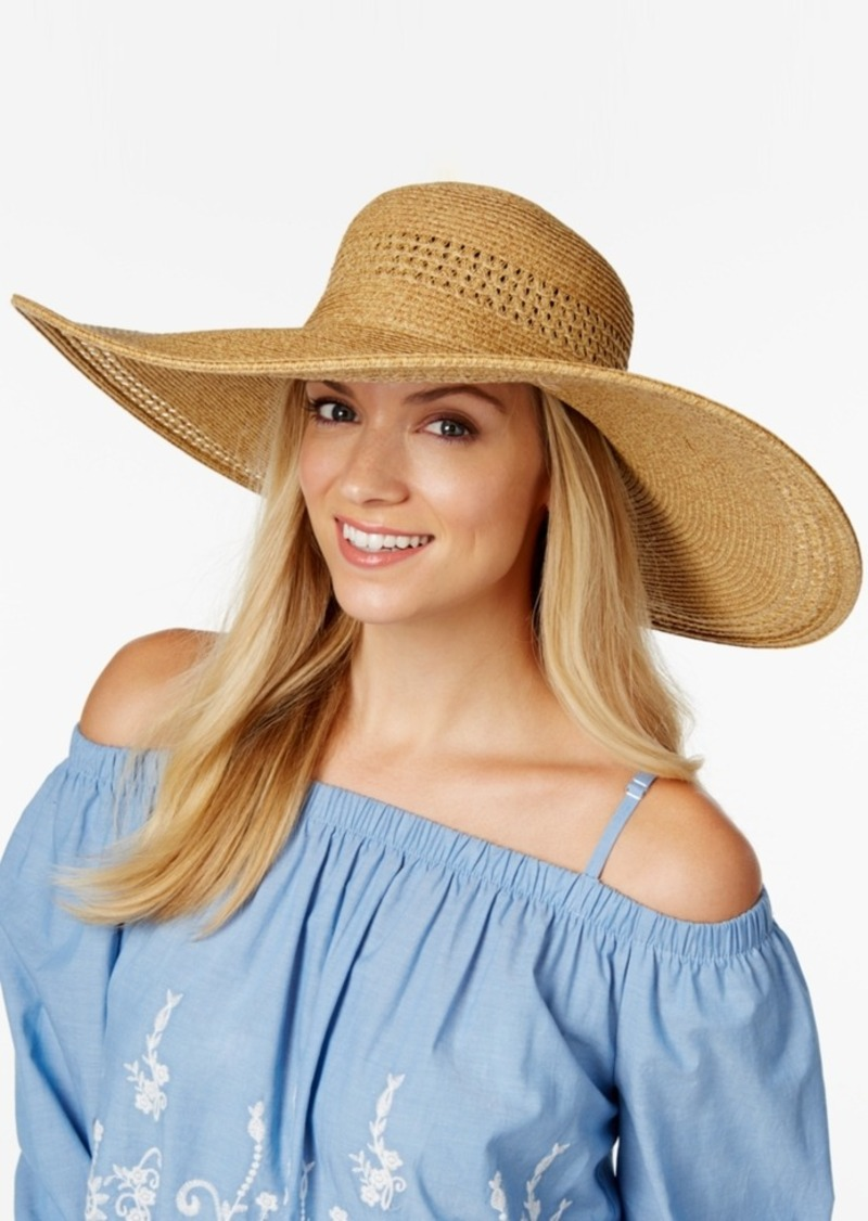 31cdb81608d SALE! Nine West Nine West Packable Sun Hat