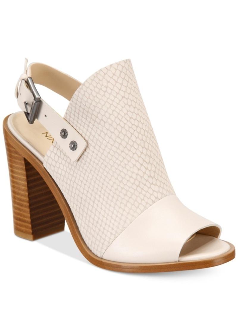 Nine West Nine West Pickens Block-Heel Sandals Women s Shoes   Shoes cc79c219e2