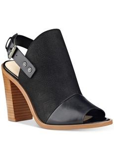 Nine West Pickens Block-Heel Sandals Women's Shoes