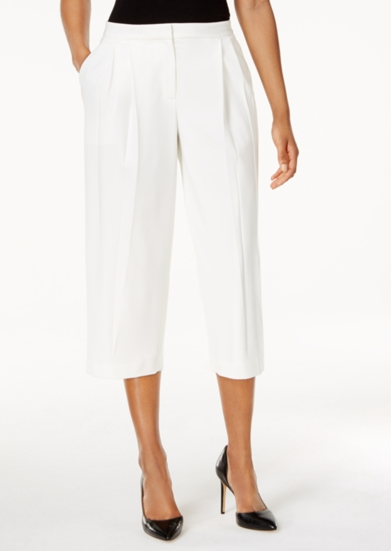 10e94e18f90 On Sale today! Nine West Nine West Pleated Culottes