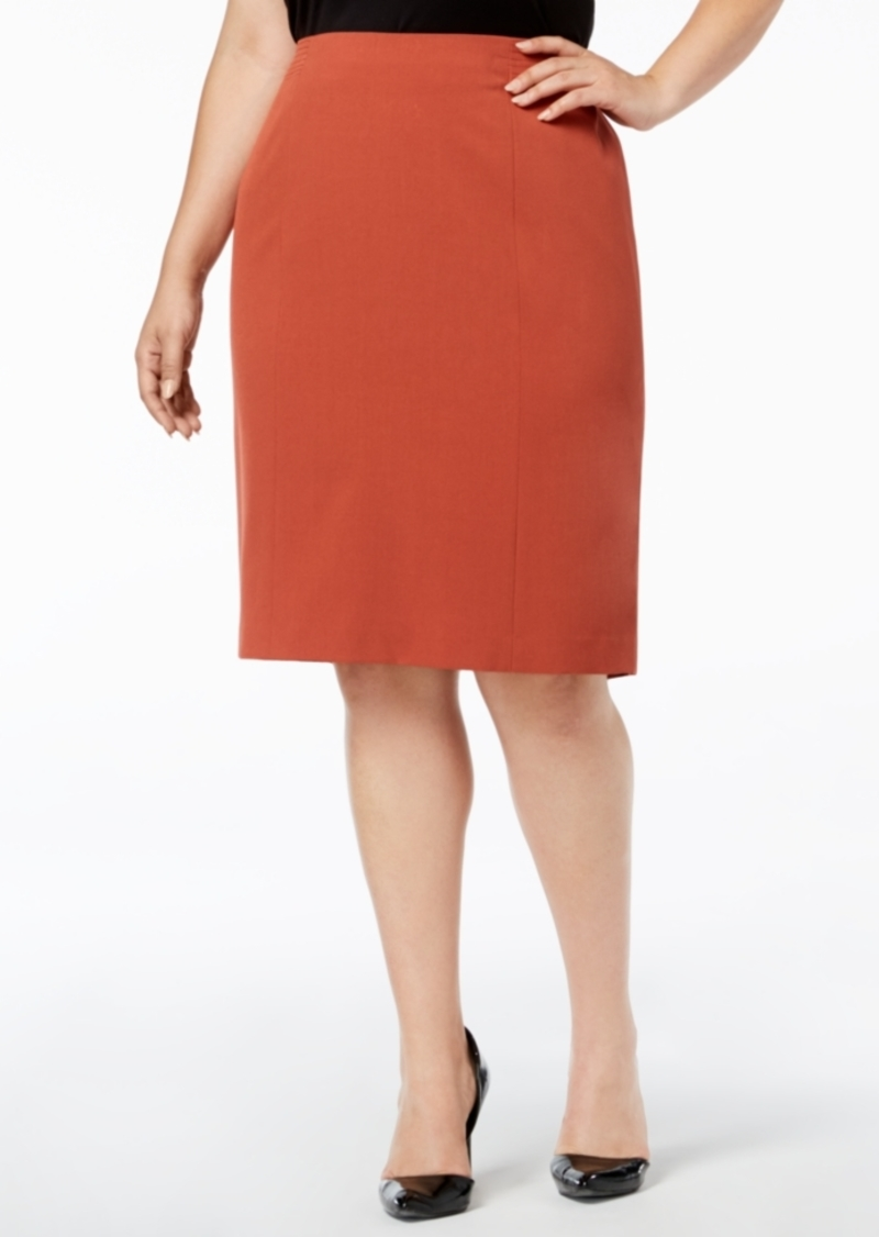 581684801dc Nine West Plus Size Pencil Skirt