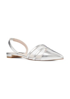 Nine West Pointy Toe Flat (Women)
