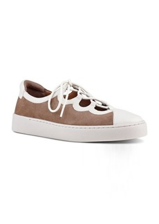 Nine West Pylot Lace-Up Sneakers