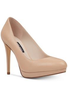 Nine West Quabree Platform Pumps Women's Shoes