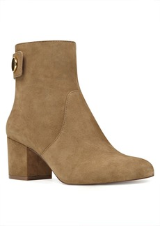 Nine West Quarryn Round Toe Booties