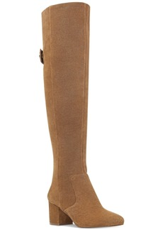 Nine West Queddy Over-The-Knee Boots Women's Shoes