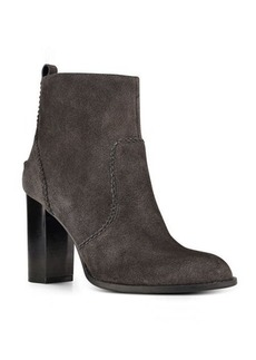 Nine West Quicksand Almond Toe Booties