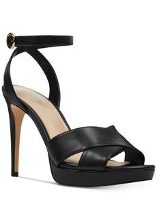 Nine West Quisha Platform Sandals Women's Shoes