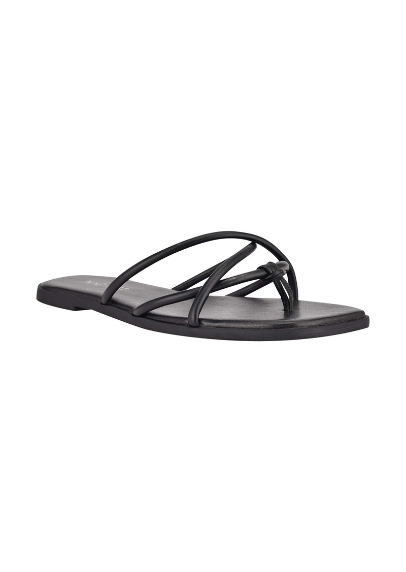 Nine West Razi Strappy Flip Flop (Women)