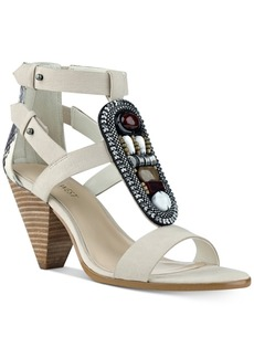 Nine West Reese Caged Sandals Women's Shoes