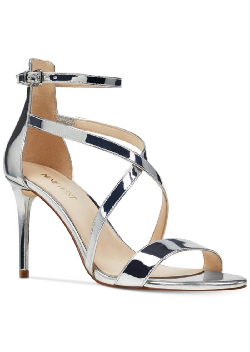 be20d64464f Nine West Nine West Retilthrpy Strappy Sandals Women s Shoes