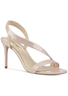 Nine West Rhyan Asymmetrical Strap Sandals Women's Shoes