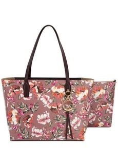 Nine West Ring Leader Floral Tote