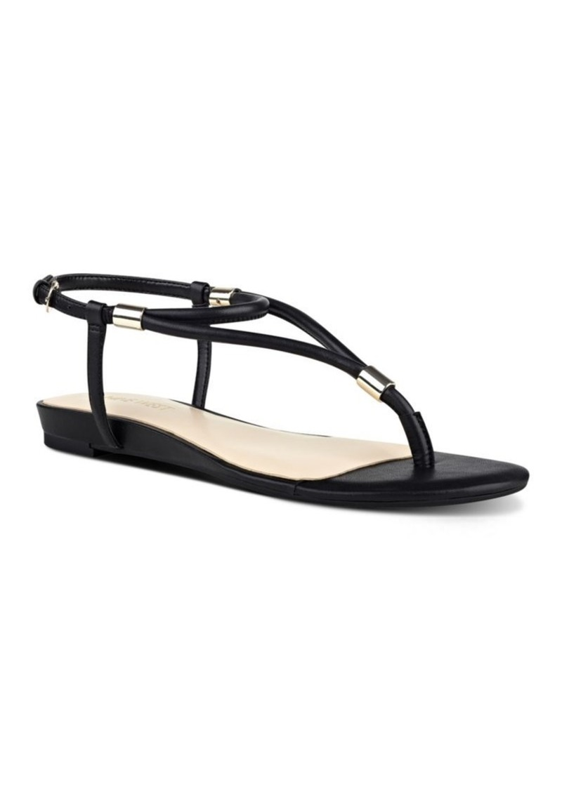 7b2c8c99022d1c Nine West Nine West Rivers Slingback Thong Sandals