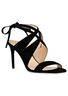 Nine West Ronnie Suede Dress Sandals