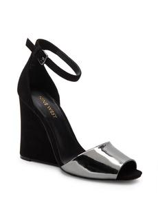 Nine West Roree Open-Toe Wedge Sandals