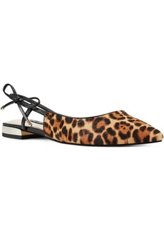 Nine West Rosa Slingback Flats Women's Shoes