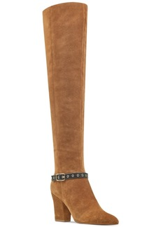 Nine West Sandor Over-The-Knee Boots Women's Shoes
