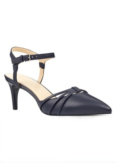 Nine West Sashelle Ankle Strap Pumps
