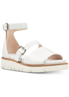 Nine West Satoria Flatform Sport Sandals Women's Shoes