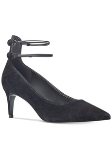 Nine West Sawtelle Ankle-Strap Pumps Women's Shoes