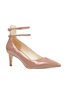Nine West Sawtelle Double Ankle Strap Pump (Women)