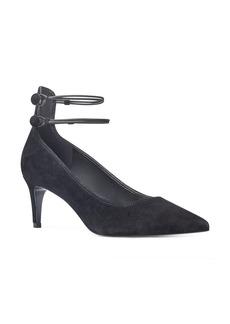 Nine West Sawtelle Double Ankle Strap Pump (Women)
