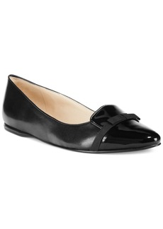Nine West Saxiphone Smoking Flats Women's Shoes