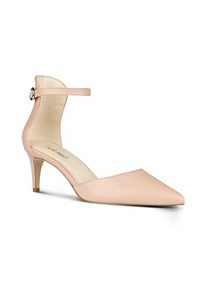 Nine West Sharmila Ankle Strap d'Orsay Pump (Women)