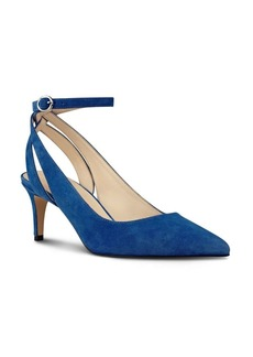 Nine West Shawn Suede Sling-Back Pumps
