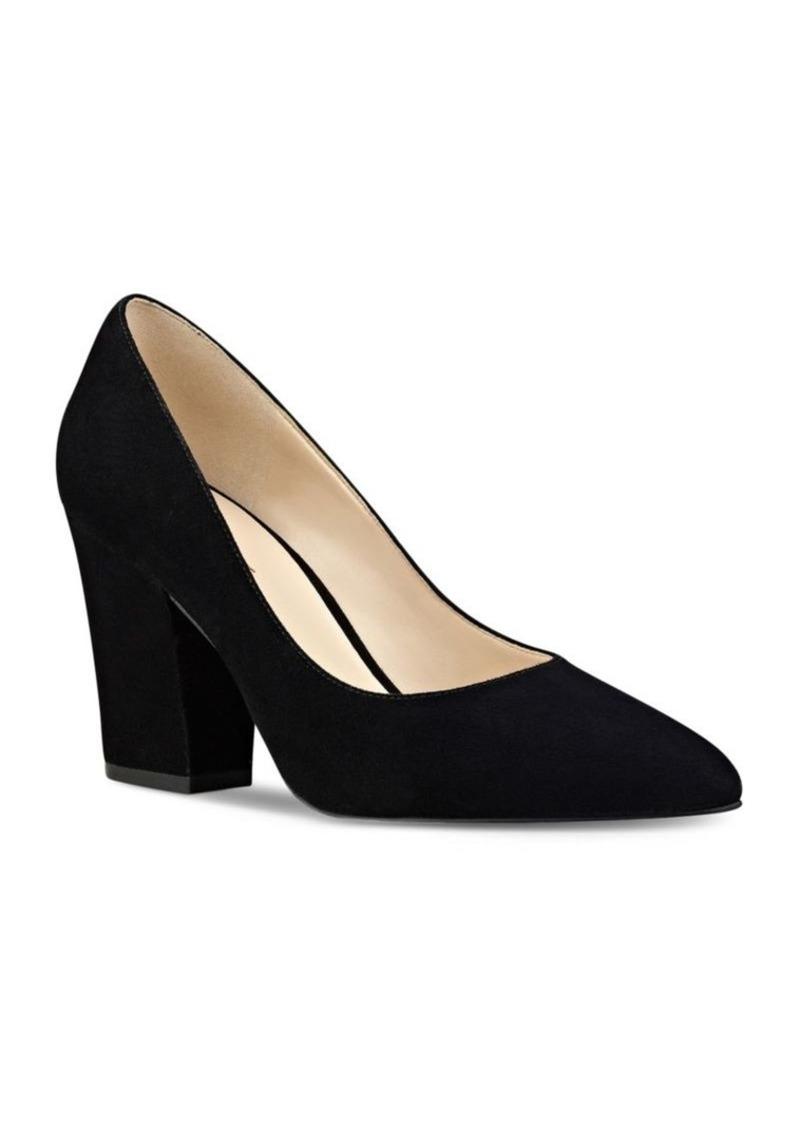Nine West Nine West Sheila Suede Pumps   Shoes 8988116845