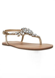 Nine West Shine4me Thong Sandals