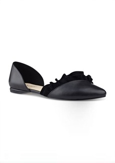 Nine West Short d'Orsay Flats