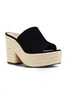 Nine West Skyrocket Platform Mule