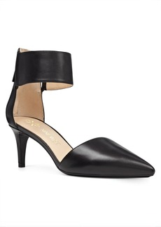 Nine West Spring Ankle Strap Pumps
