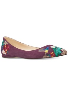 Nine West Suziella Flats Created For Macy's Women's Shoes