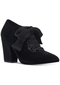 Nine West Sweeorn Ankle Booties Women's Shoes