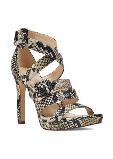 Nine West Tarykah Strappy Sandal (Women)