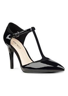 Nine West Tatum d'Orsay T-Strap Pumps