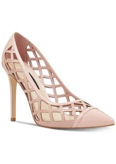Nine West Tatum Lattice Pumps Women's Shoes