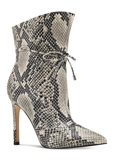 Nine West Tirzah Dress Booties Women's Shoes
