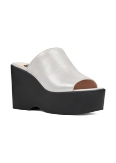 Nine West Tomo - 40th Anniversary Capsule Collection Platform Sandal (Women)
